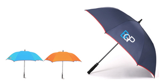 Two-Tone Edge Golf Umbrella