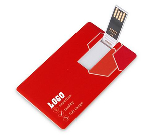 Custom Credit Card Flash Drive USB
