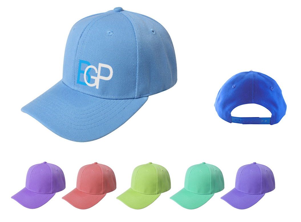 High Quality 6-panel Sports Baseball Cap