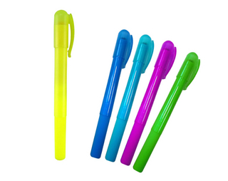 Promotional Logo Fluorescent Highlighter Pen
