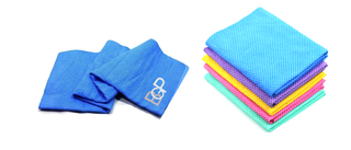 Large Sports Runner Neck Custom Logo Cooling Towel