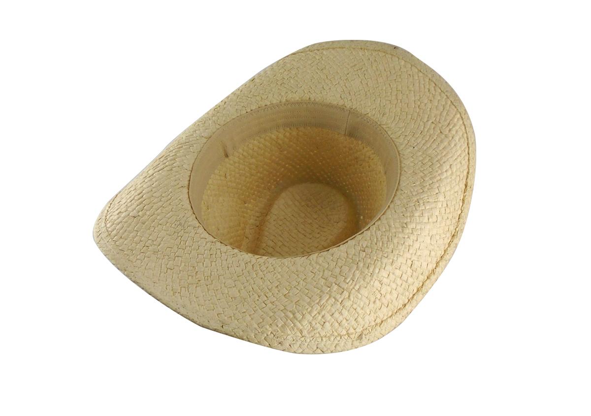 3dfb0e000 Custom Logo Promotional Straw Cowboy Hat - Buy custom straw hat ...