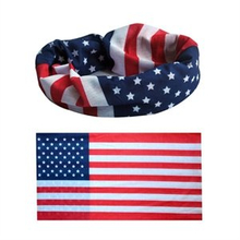 Customized Multi-functional Seamless Bandanas Headwear