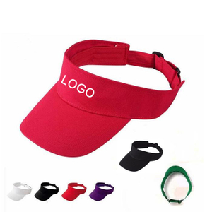 Print Cotton Visor