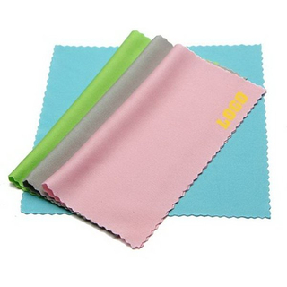 Print Microfiber Screen Glasses Cleaning Cloth