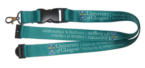 Custom Full Color Polyester Lanyard