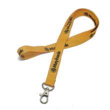 Print Polyester Lanyards with Metal Clip