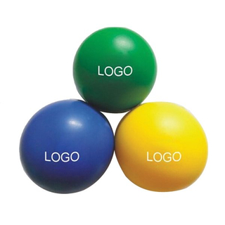 "Customized Relax 2.75"" Stress Ball"
