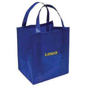 Custom Color Bag Friendly Recyclable Grocery Non Woven Bag