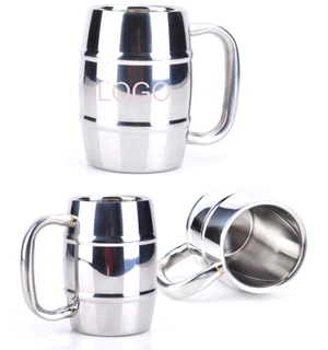 Insulated Stainless Steel Double Wall Coffee Mug
