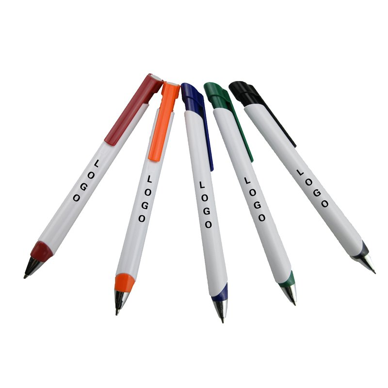 Promotional Click Advertising Ballpoint Pen