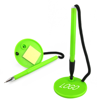 Desk Counter Ball Pen With Stand