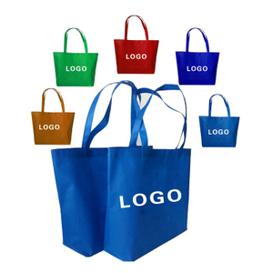 Customized Non-Woven Grocery Tote Bag
