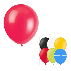 Custom 10 Inch Latex Balloons