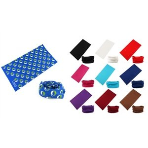 Promotional Printed Seamless Bandanas Head Scarf