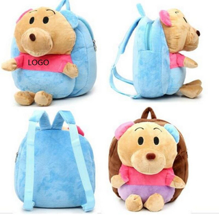 Print Cute Bear Toddler Backpacks