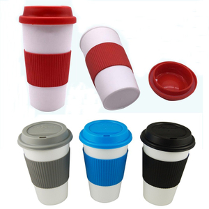 EcoFriendly Reusable Travel Mug, Coffee To-go Mugs