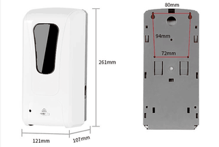 Wall Mounted Automatic Soap Dispenser