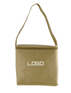 Kraft Paper Cooler Lunch Bag