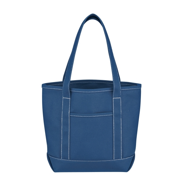 Reinforced Print Canvas Bags