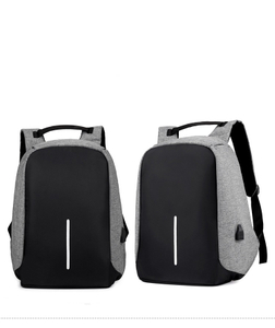 Waterproof USB Charging Anti Theft Sports Backpack Bag