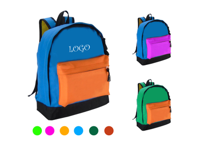 11.5W x 15 H Inch Kid's Kindergarten Backpack