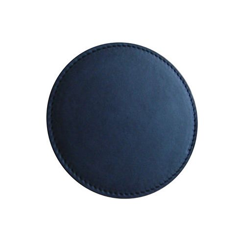 Customized Round PU Leather Coaster