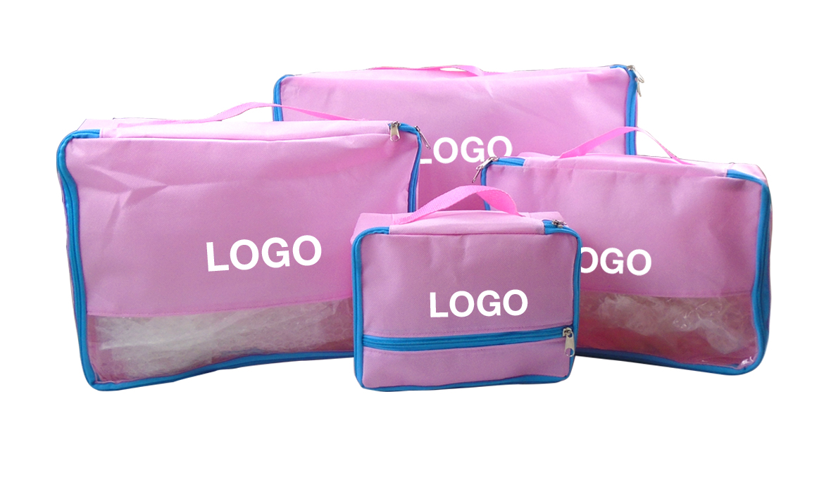 4 Pcs Travel Luggage Organizers Set