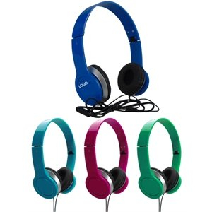 Customized Stylish Foldable Headphones Headsets
