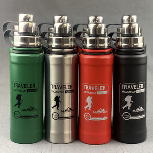 20 oz. Stainless Steel Vacuum Bottle