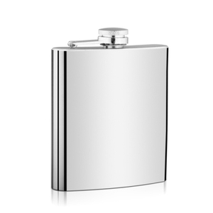 6oz Stainless Steel Wine Flask