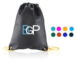 Custom Nylon Drawstring Backpack
